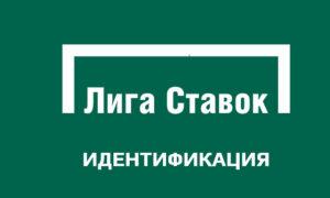 Идентификация в Лиге Ставок