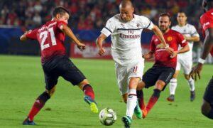Манчестер Юнайтед — Милан. Прогноз на матч 11 марта 2021. Лига Европы